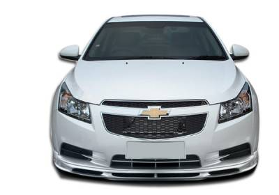 Extreme Dimensions 16 - Chevrolet Cruze RS Look Couture Urethane Front Bumper Lip Body Kit 106922