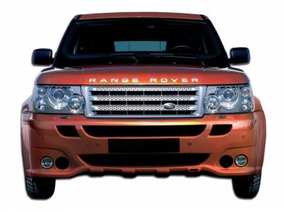 Extreme Dimensions 16 - Land Rover Range Rover Duraflex HM-S Front Bumper Cover - 1 Piece - 107140