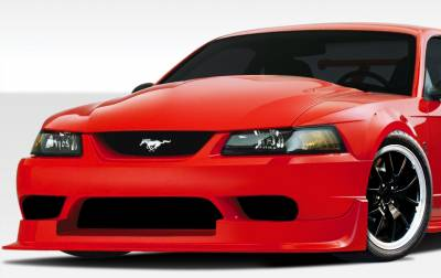 Extreme Dimensions 16 - Ford Mustang Duraflex CBR500 Wide Body Front Bumper Cover - 1 Piece - 107580