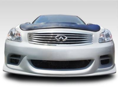 Extreme Dimensions - Infiniti G37 Duraflex TS-1 Front Bumper Cover - 1 Piece - 107672