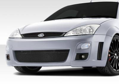 AIT Racing - Ford Focus Duraflex F-Sport Front Bumper Cover - 1 Piece - 107908