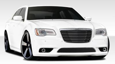 Extreme Dimensions 16 - Chrysler 300 Duraflex SRT Look Front Bumper Cover - 1 Piece - 108032