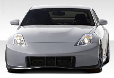 Extreme Dimensions 16 - Nissan 350Z Duraflex N-3 Front Bumper Cover - 1 Piece - 108081