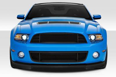 Ford Mustang Duraflex GT500 Look Conversion Front Bumper Cover - 1 Piece - 108228