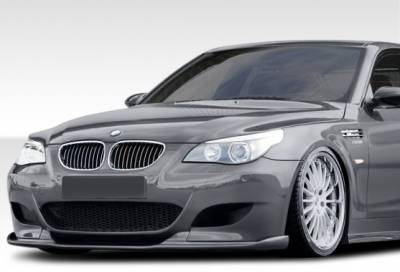 Extreme Dimensions 16 - BMW 5 Series Duraflex HM-S Front Lip Under Spoiler Air Dam - 1 Piece - 108234