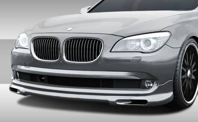 Extreme Dimensions 16 - BMW 7 Series Duraflex Eros Version 1 Front Lip Under Spoiler Air Dam - 1 Piece - 108235