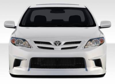 Extreme Dimensions 16 - Toyota Corolla Duraflex GT Concept Front Bumper Cover - 1 Piece - 108402