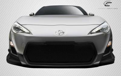 Extreme Dimensions 16 - Scion FRS Carbon Creations TD3000 Front Lip Under Spoiler Air Dam - 1 Piece - 108542
