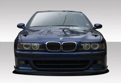 Extreme Dimensions 16 - BMW 5 Series Duraflex HM-S Front Under Spoiler Air Dam- 1 Piece - 108649
