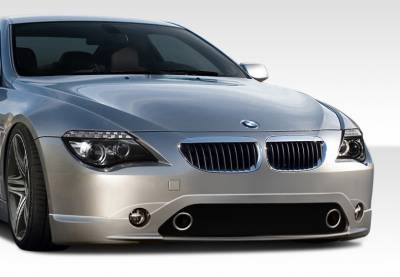BMW 6 Series Duraflex RD-S Front Lip Under Spoiler Air Dam - 1 Piece - 108658