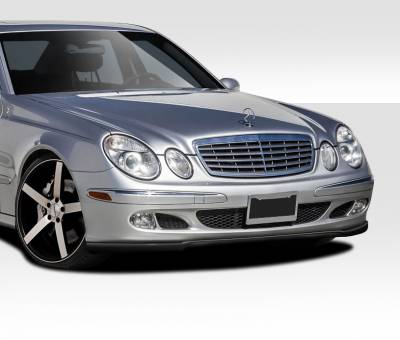 Extreme Dimensions 16 - Mercedes-Benz E Class Duraflex L-Sport Front Lip Under Spoiler Air Dam (non AMG) - 1 Piece - 108692