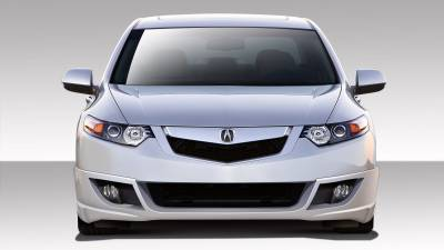 Extreme Dimensions 16 - Acura TSX Duraflex Type M Front Lip Under Spoiler Air Dam - 1 Piece - 108763