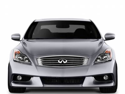 Extreme Dimensions 16 - Infiniti G37 Duraflex IPL Look Front Bumper Cover - 1 Piece - 108800