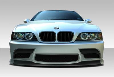 Extreme Dimensions 16 - BMW 5 Series Duraflex GT-S Front Bumper Cover - 1 Piece - 108975