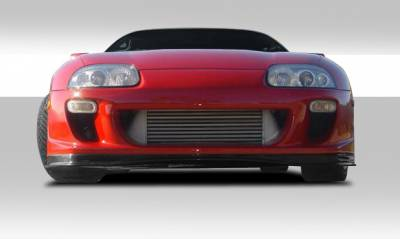 Extreme Dimensions 16 - Toyota Supra Duraflex RD-X Front Bumper Cover - 1 Piece - 109089