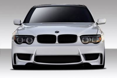 Extreme Dimensions 16 - BMW 7 Series Duraflex 1M Look Front Bumper Cover - 1 Piece - 109307