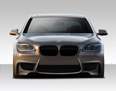 Extreme Dimensions 16 - BMW 7 Series Duraflex 1M Look Front Bumper Cover - 1 Piece - 109309