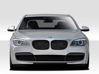 Extreme Dimensions 16 - BMW 7 Series Duraflex M Sport Look Front Bumper Cover - 1 Piece - 109437