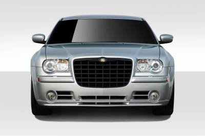 VIS Racing - Chrysler 300 Duraflex SRT Look Front Bumper Cover - 1 Piece - 109471