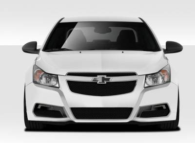 Extreme Dimensions 16 - Chevrolet Cruze Duraflex GT Racing Front Bumper Cover - 1 Piece - 109502