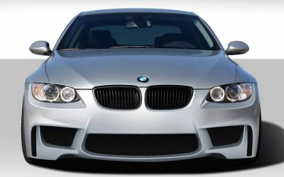 BMW 3 Series Duraflex 1M Look Front Bumper Cover - 1 Piece - 109529