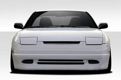 VIS Racing - Nissan 240SX Duraflex Supercool Front Bumper Cover - 1 Piece - 109975