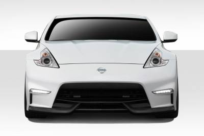 Extreme Dimensions 16 - Nissan 370Z Duraflex N-3 Front Bumper Cover - 1 Piece - 112273