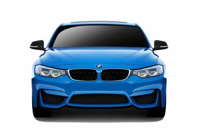 Couture - BMW 3 Series M3 Look Couture Urethane Front Body Kit Bumper 112502