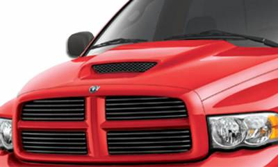 Custom - Dodge Ram Duraflex SRT Look Hood - 1 Piece - 103803