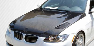 Extreme Dimensions 16 - BMW 3 Series 2DR Carbon Creations Executive Hood - 1 Piece - 103885