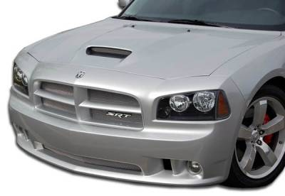 Extreme Dimensions 16 - Dodge Charger Duraflex SRT Look Hood - 1 Piece - 104773