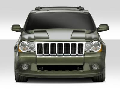 Extreme Dimensions 16 - Jeep Grand Cherokee Duraflex Challenger Hood - 1 Piece - 107046
