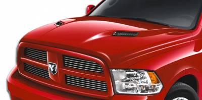 Extreme Dimensions 16 - Dodge Ram Duraflex MP-R Hood - 1 Piece - 107103