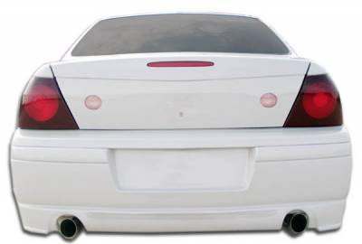 Extreme Dimensions 16 - Chevrolet Impala Duraflex Skyline Rear Lip Under Spoiler Air Dam - 1 Piece - 100008