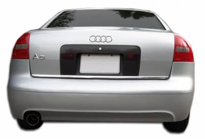 Extreme Dimensions 16 - Audi A6 Duraflex Type A Rear Lip Under Spoiler Air Dam - 1 Piece - 107516