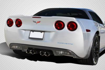 Chevrolet Corvette Carbon Creations ZR Edition Rear Diffuser - 1 Piece - 108163