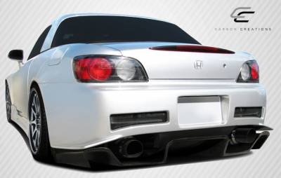 Extreme Dimensions 16 - Honda S2000 Carbon Creations SP-N Rear Diffuser - 1 Piece - 108334