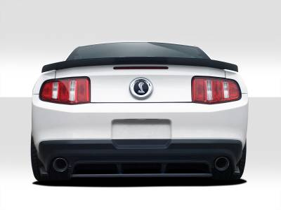 Extreme Dimensions 16 - Ford Mustang Duraflex R500 Rear Diffuser Splitter - 3 Piece - 109592