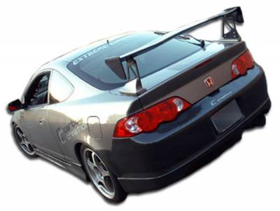 Extreme Dimensions 16 - Acura RSX Duraflex Type M Rear Bumper Cover - 1 Piece - 100310