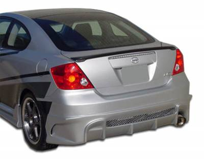 Extreme Dimensions 16 - Scion tC Duraflex Raven Rear Bumper Cover - 1 Piece - 100672