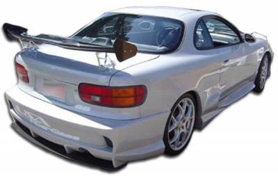 Extreme Dimensions 16 - Toyota Celica Duraflex Vader 2 Rear Bumper Cover - 1 Piece - 100987