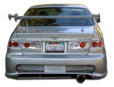 Extreme Dimensions 16 - Toyota Camry Duraflex Kombat Rear Bumper Cover - 1 Piece - 101921