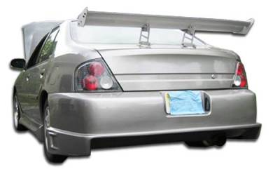 Extreme Dimensions. - Nissan Altima Duraflex Drifter Rear Bumper Cover - 1 Piece - 102022