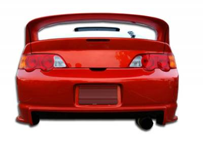 Extreme Dimensions 16 - Acura RSX Duraflex GT300 Wide Body Rear Bumper Cover - 1 Piece - 102252