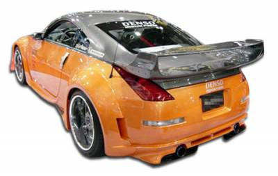 Couture - Nissan 350Z Duraflex Vader 3 Wide Body Rear Bumper Cover - 1 Piece - 102265