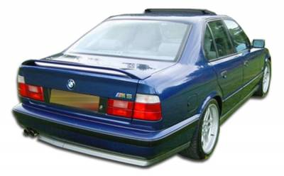 BMW 5 Series Duraflex M5 Look Rear Bumper Cover - 1 Piece - 103207