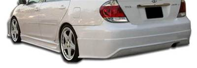 Extreme Dimensions 16 - Toyota Camry Duraflex Sigma Rear Bumper Cover - 1 Piece - 103289