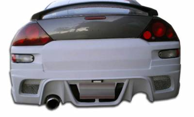 Mitsubishi Eclipse Duraflex K-1 Rear Bumper Cover - 1 Piece - 103372