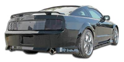 Extreme Dimensions 16 - Ford Mustang Duraflex Stallion Rear Bumper Cover - 1 Piece - 104298