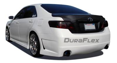 Extreme Dimensions 16 - Toyota Camry Duraflex B-2 Rear Bumper Cover - 1 Piece - 104352